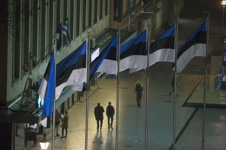 Jaan Krossi 100. sünniaastapäeval võidakse heisata Eesti lipud