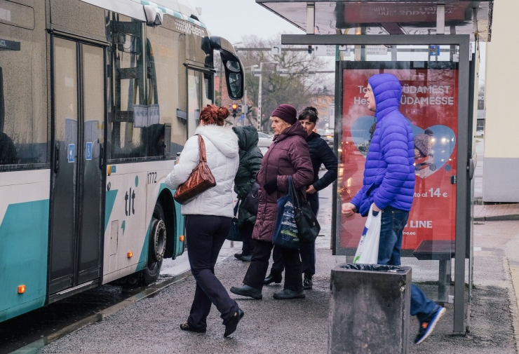 VIDEO! Tallinna Linnatranspordi sõitjate arv kasvas aastaga rekordiliselt
