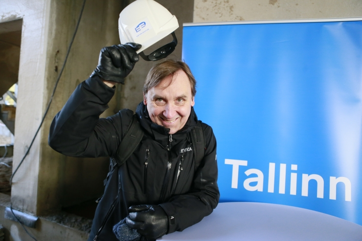 FOTOD JA VIDEO! Linnateatri peanäitejuht Elmo Nüganen: uue maja ootus on kõige magusam aeg