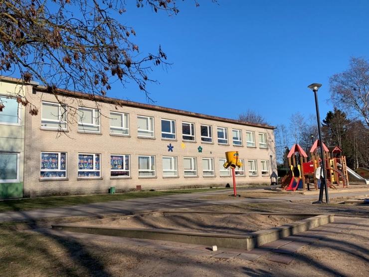 VIDEO! Merivälja lasteaia hoonet ootab lammutamine