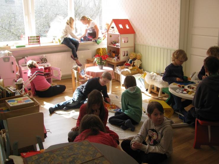 Homme tähistab Miiamilla Lastemuuseum sõbrapäeva põneva lavastusega