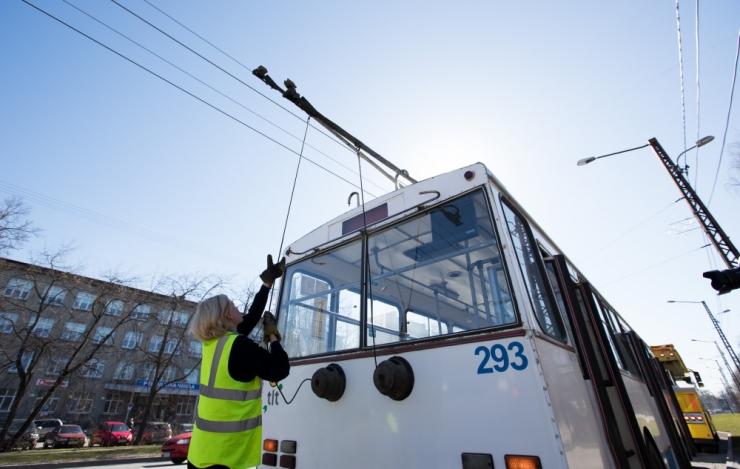 VIDEO! Boroditš: Tallinna tänavatelt kaovad sarvedega trollid