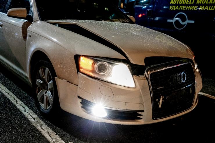 Politsei otsib Tallinnas juhtunud liiklusõnnetuse tunnistajaid