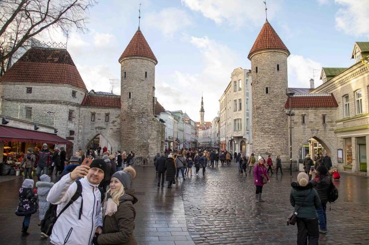 VIDEO! Turistid: eestlased on väga sõbralikud