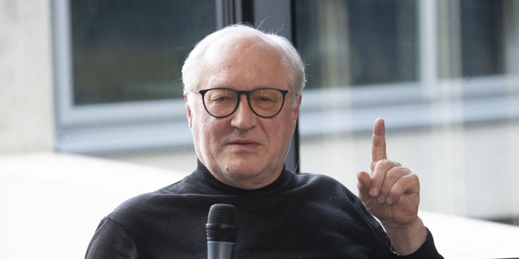 GALERII! Professor Alver: Tallinna linna piiresse saaks veel teise linna ehitada