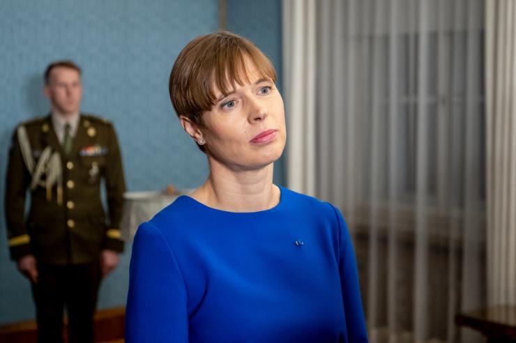 Kaljulaid Münchenis: Hiina varjutab Venemaa