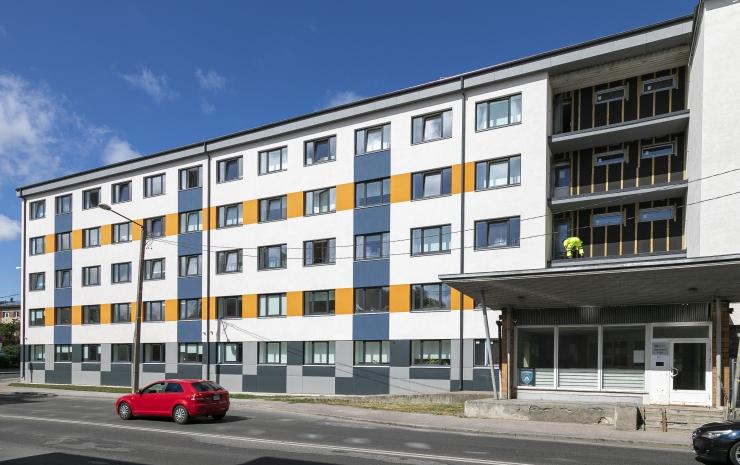 Tallinn avab 4,1-miljonise Sõpruse puiestee sotsiaalmaja