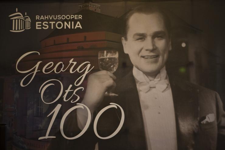 """Lasnamäe tähistab vabariigi aastapäeva kontserdiga """"Georg Ots 100"""""""