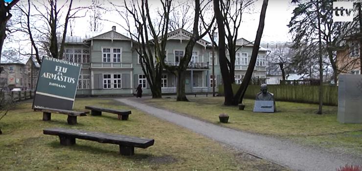 VIDEO! Jaan Krossi näitus Tammsaare muuseumis