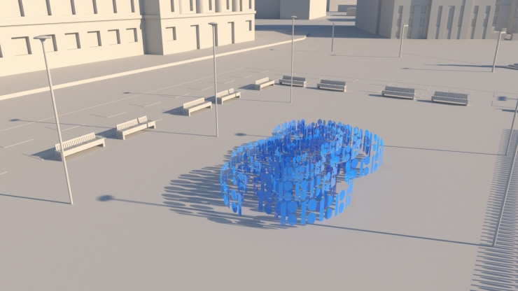 Tallinn tähistab iseseisvuspäeva iseseisvusmanifesti ettekandmise ja valgusinstallatsiooniga
