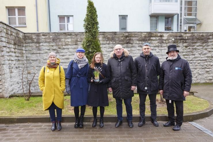 VIDEO! Kirjanik Jaan Krossi Tallinn algas Kalamajast