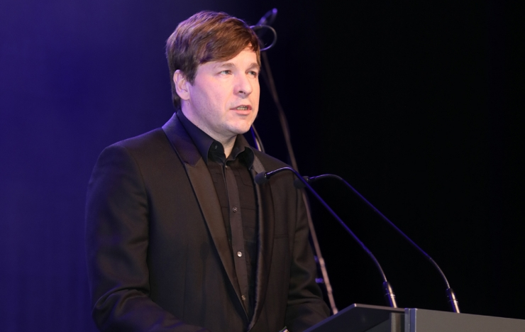 Pirita aasta inimene on Majandusgümnaasiumi direktor Toomas Pikhof