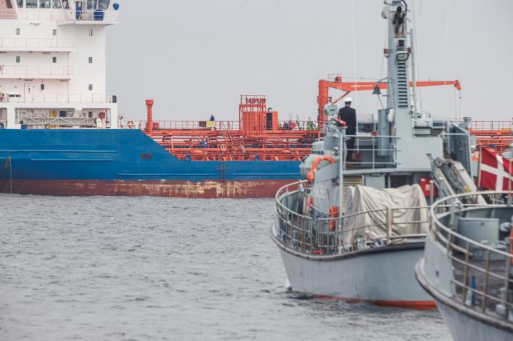 Eesti kodanikust laevakokk suri gaasimürgistuse tõttu Brestis