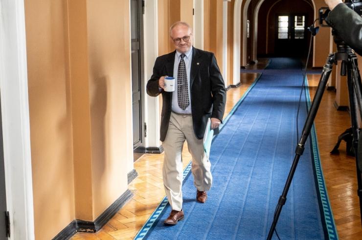 Põhiseaduskomisjon toetas kogumispensioni seaduse muutmata kujul vastuvõtmist