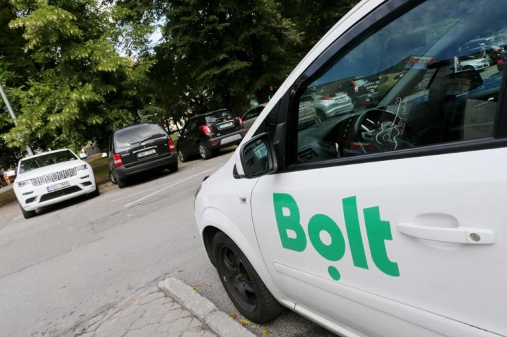 Bolt hakkab oma juhtide sõidukikaarte kontrollima