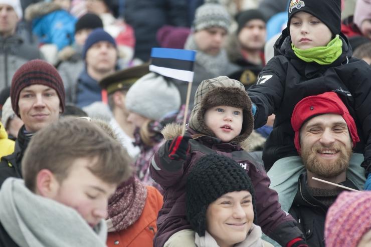 VIDEO! UURING: Valdavale enamusele meeldib Eestis elada
