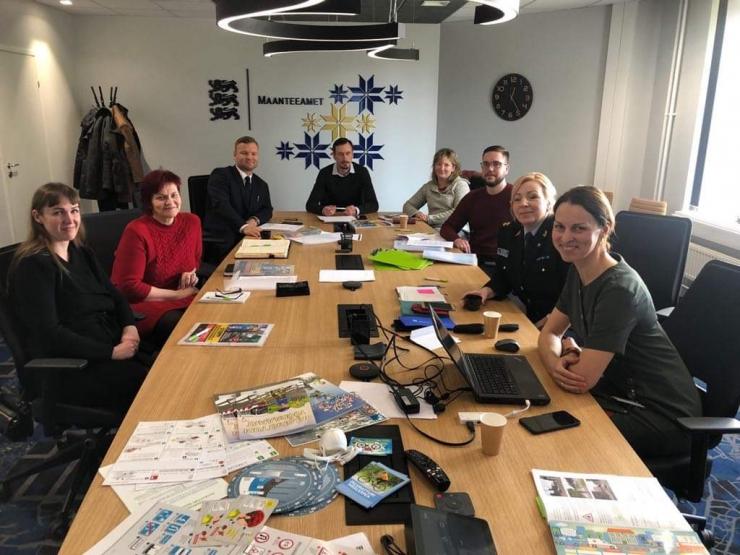 Mustamäel käivitatakse jalgratturite koolitamise pilootprojekt