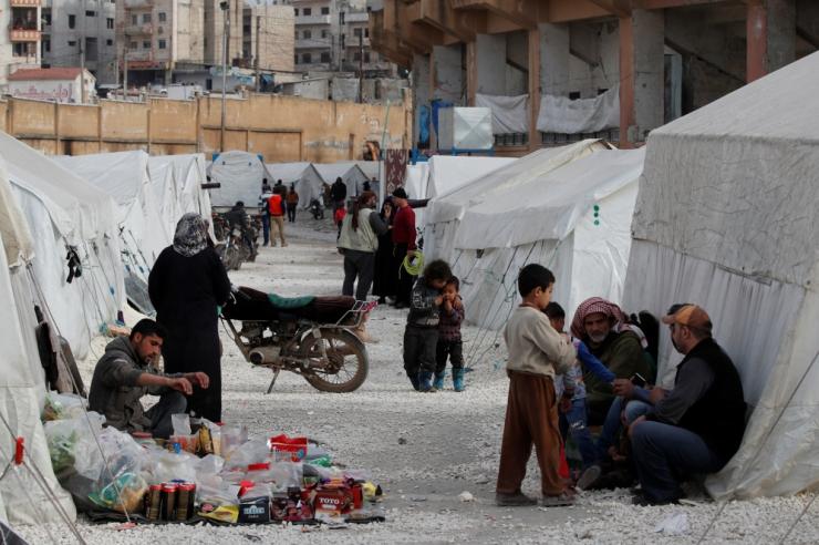 Türgi ei kavatse enam takistada Süüria pagulaste liikumist Euroopasse