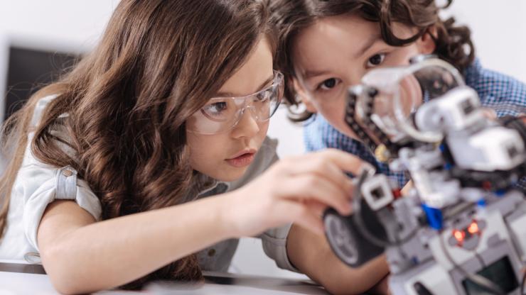 Koolid ja lasteaiad saavad toetust tehnoloogiahariduse taseme tõstmiseks