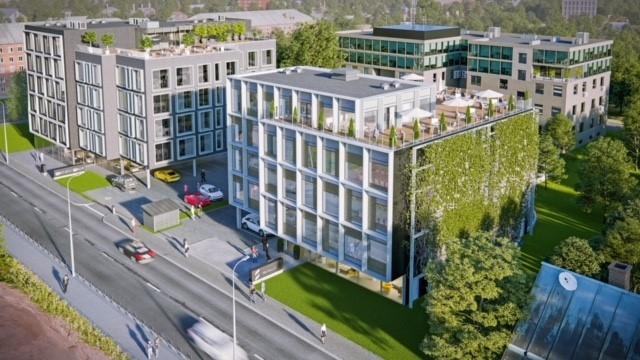 VIDEO! Kristiine Linnaosa Valitsus alustab tööd uues asukohas