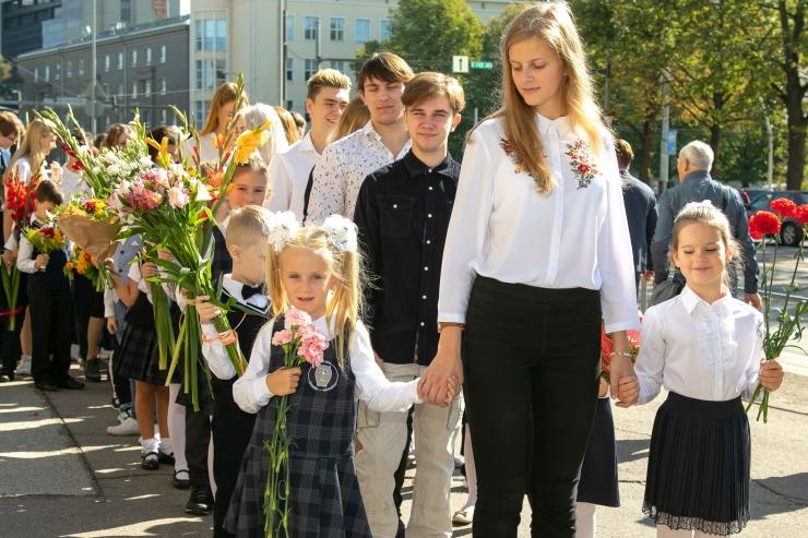Belobrovtsev: kõikidele Tallinna lastele on tagatud õppekoht