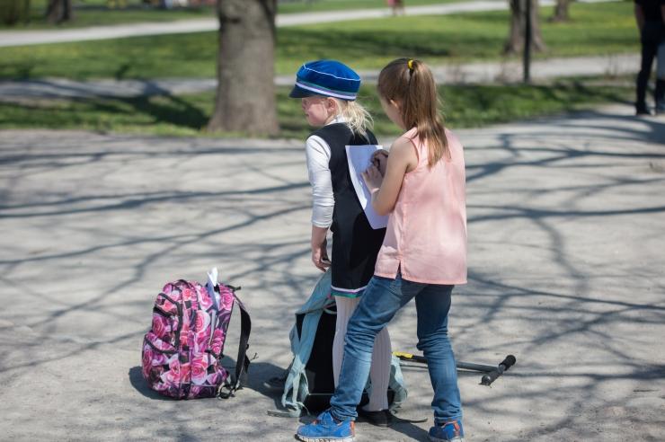 Lasnamäel toimus koolikeskkonna ohutuse teemaline konverents