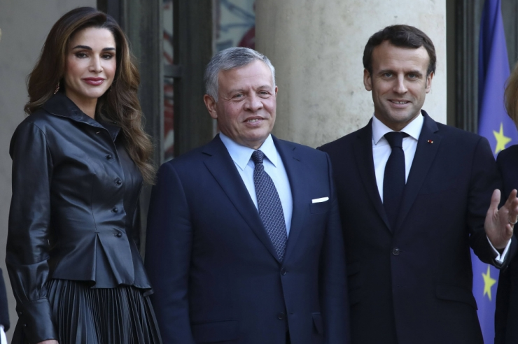 Eesti suursaadik Jordaanias andis üle volikirja