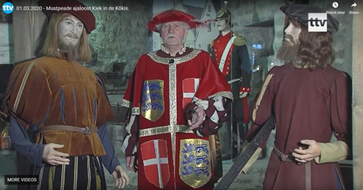 VIDEO! Kuuskemaa: Mustpeade Vennaskond on vanale Liivimaale ainuomane nähtus