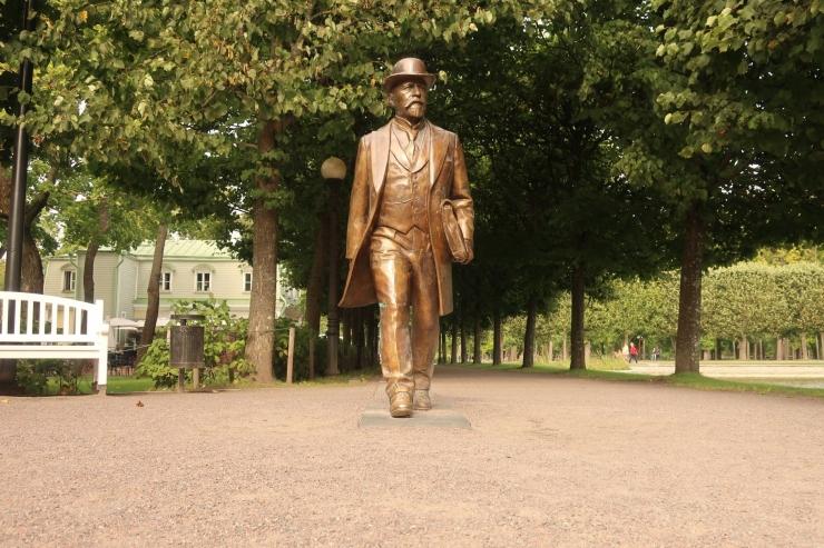 Tallinnas tähistatakse Jaan Poska 100. surma-aastapäeva