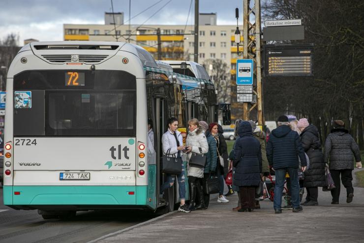 Sõida erinevatele rahvusvahelistele üritustele tasuta ühistranspordiga!