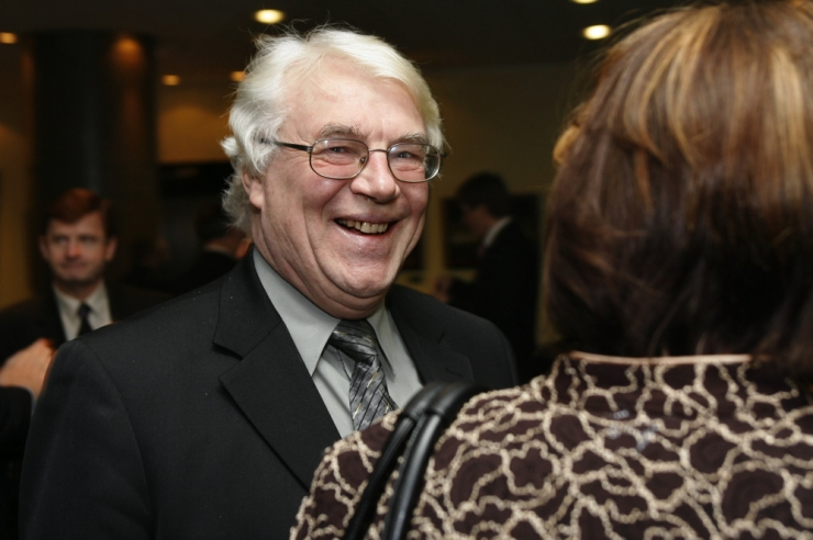 Suri ajakirjandusjuht ja kirjastaja Toomas Leito