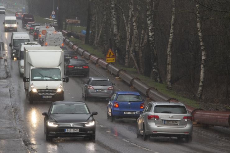 Liiklussagedus riigiteedel kasvab jätkuvalt