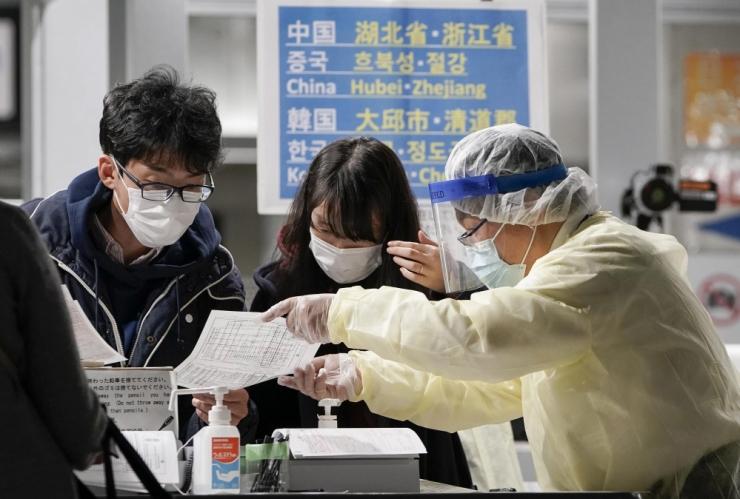 Hiina president saabus viirusepuhangu keskmes olevasse Wuhani