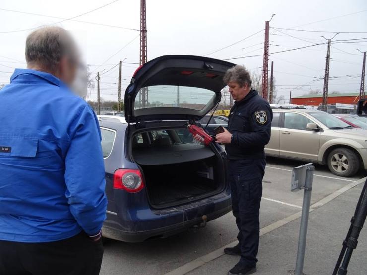 Mupo: taksojuhtide seas levib uus petutrikk - võõra äpi kasutamine