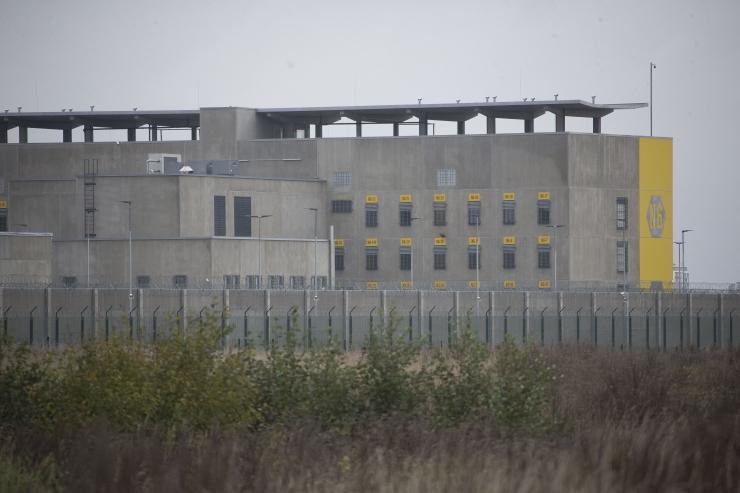 Tartu vanglas suri võigaste mõrvade eest eluaegset karistust kandev mees