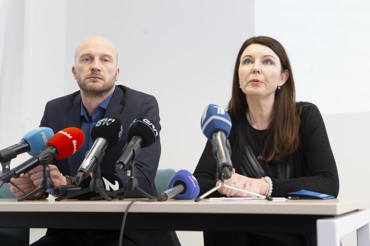 VAATA OTSE KELL 13: Terviseamet räägib eile avastatud kolme koroonaviiruse kandja seisundist