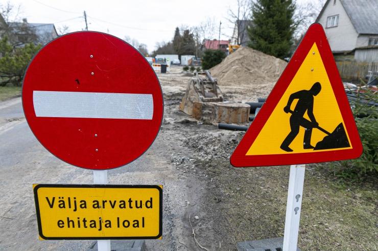 Teelise tänavale rajatakse busside tagasipöördekoht