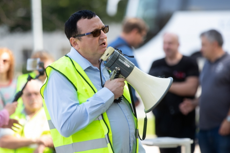 Ametiühingud: töötajad vajavad eriolukorras kiiret ja tõhusat kaitset