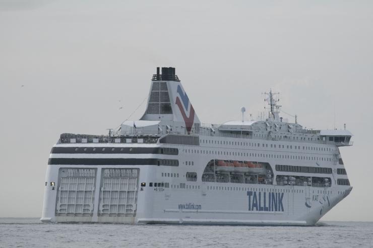 Tallink seiskab Tallinna–Stockholmi liinil ajutiselt laevaliikluse