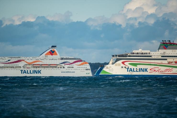 Tallink seiskab laevaliikluse Riia–Stockholmi liinil