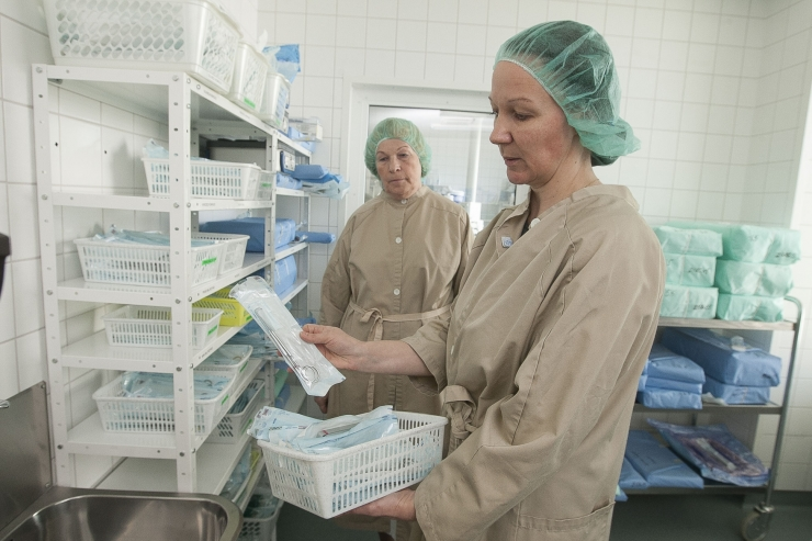 Haiglate töö on eriolukorras töökindluse tagamiseks ja patsientide kaitseks ümber korraldatud