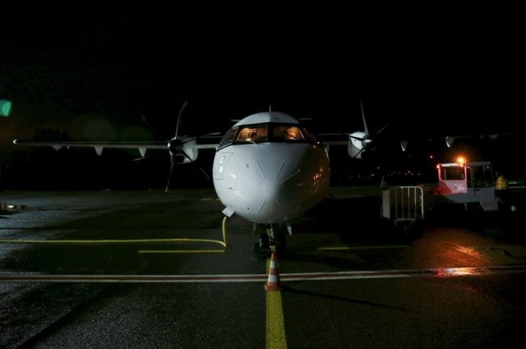 Maanteeamet peatas lennuliikluse mandri ja suursaarte vahel