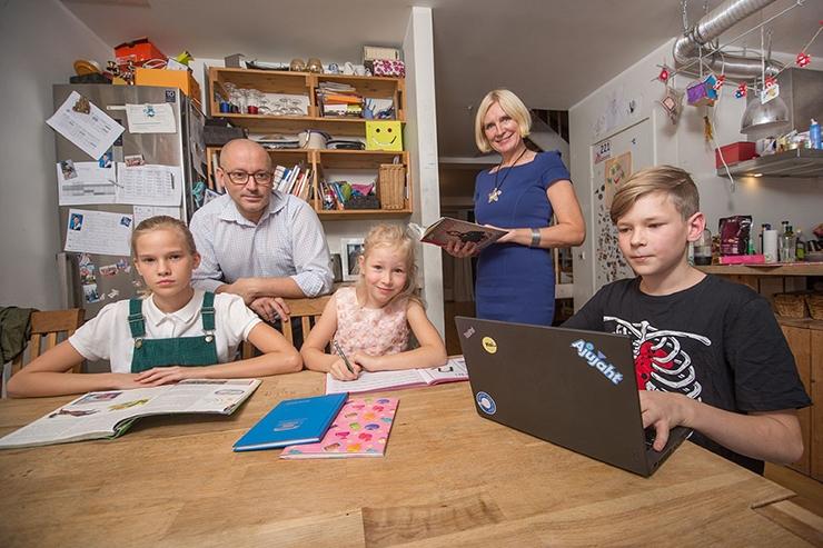 KOROONAT PÕDENUD PEREISA: Hoidke lapsed kodus, et viirus ei leviks