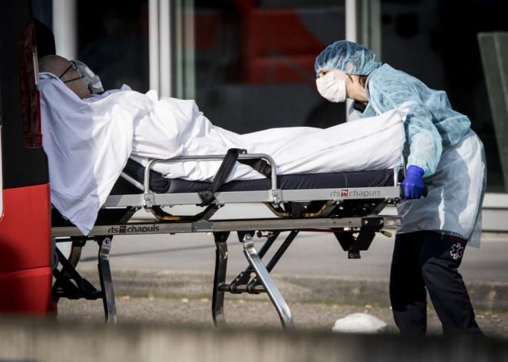 Koroonaviirus nõudis Soomes esimese inimelu
