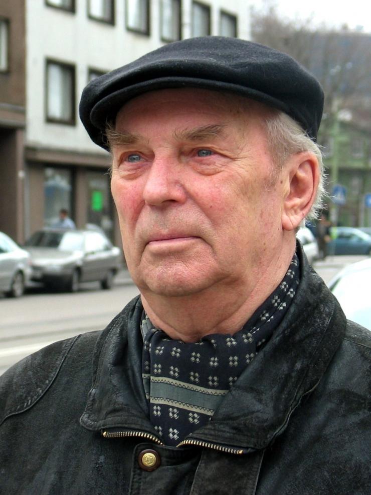 Suri arhitekt Dmitri Bruns