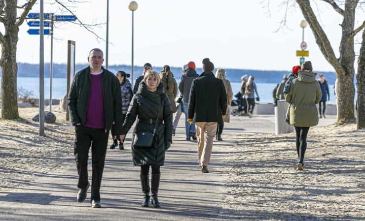 Põhja-Tallinna vanem palub vältida Stroomi randa