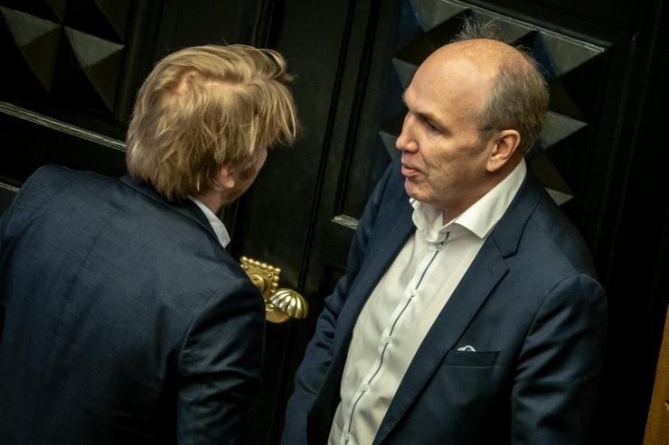 Aivar Kokk: analüüsita ei tohi raha jagada