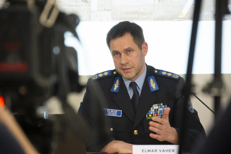 Vaher: suurendame patrullpolitseinike hulka tänavatel