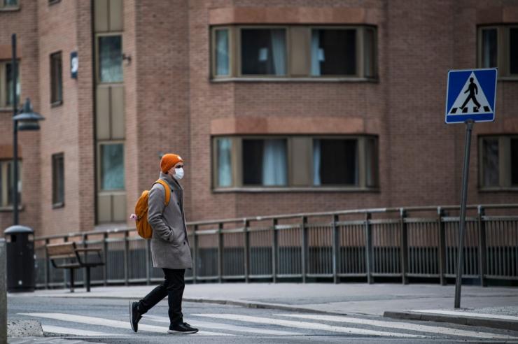 Stockholmis on viimase ööpäevaga surnud koroonaviirusesse 18 inimest
