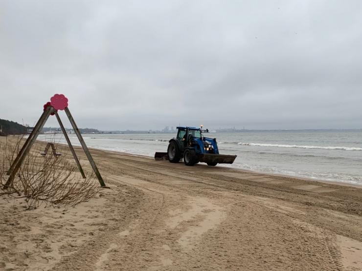 Pirita otsib ranna hooldajat